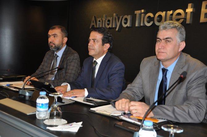 ATB Başkanı Çandır: Yüksek enflasyonun sorumlusu tarım ve gıda ürünleri değil