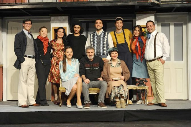 Karşıyaka Tiyatrosu 12 yılda 20 ödül aldı