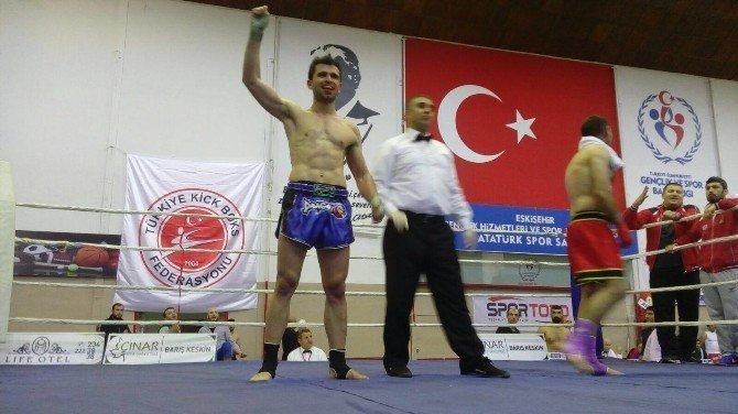 Düzceli Sporcular, Kick Boks Şampiyonası'nda 3. Oldu