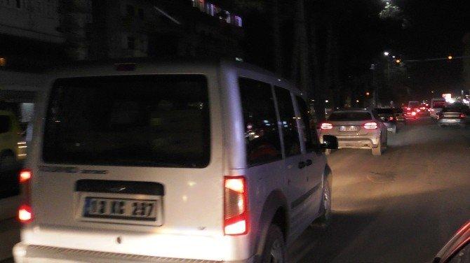 Bitlis'te Fenerbahçe Taraftarları Galibiyeti Kutladı