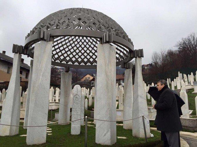 Yunusemre Belediyesi, Zavidovici İle Kardeşliğini Pekiştirdi