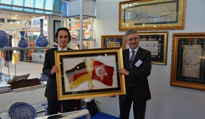 BUSMEK'ten Almanya'ya Bursa İmzası