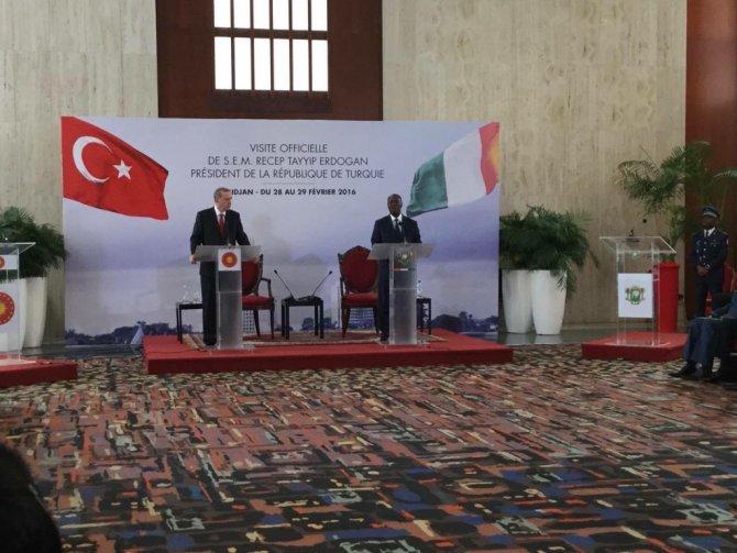 Cumhurbaşkanı Erdoğan: Ateşkesin Suriye'nin geneline yayılmasını temenni etti