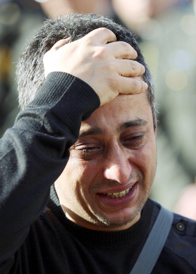 Şehit Astsubay Can Çalışkan Polatlı'da son yolculuğuna uğurlanıyor