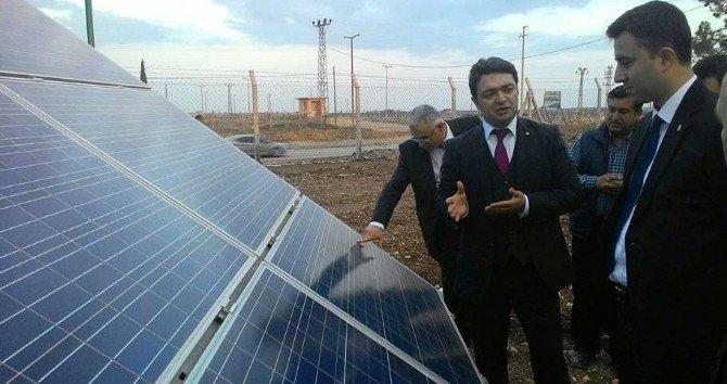 DSİ Bölge Müdürü Köleoğlu, Türkiye'nin En Büyük Projesini İnceledi