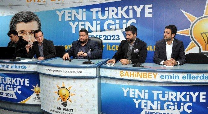 Gaziantep, Çılgın Türk Erbakan Malkoç'u Ağırladı