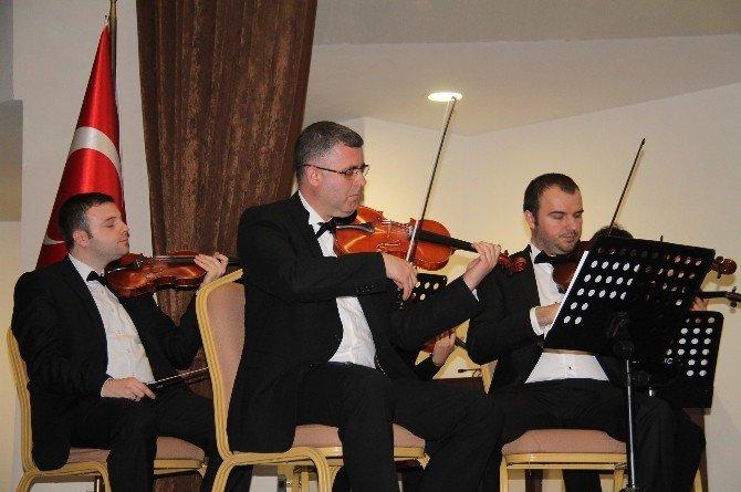 Trakya Oda Orkestrası'ndan Unutulmaz Konser