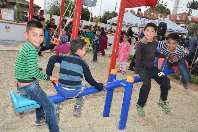 Kocagür Mahallesi Çocuk Parkına Kavuştu