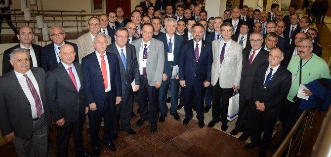 Eskişehir'de Düzenlenen 18'nci Ühb Toplantısı Sona Erdi