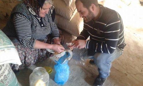 Yerli Tohum Bankası İçin Örnekler İnönü'den