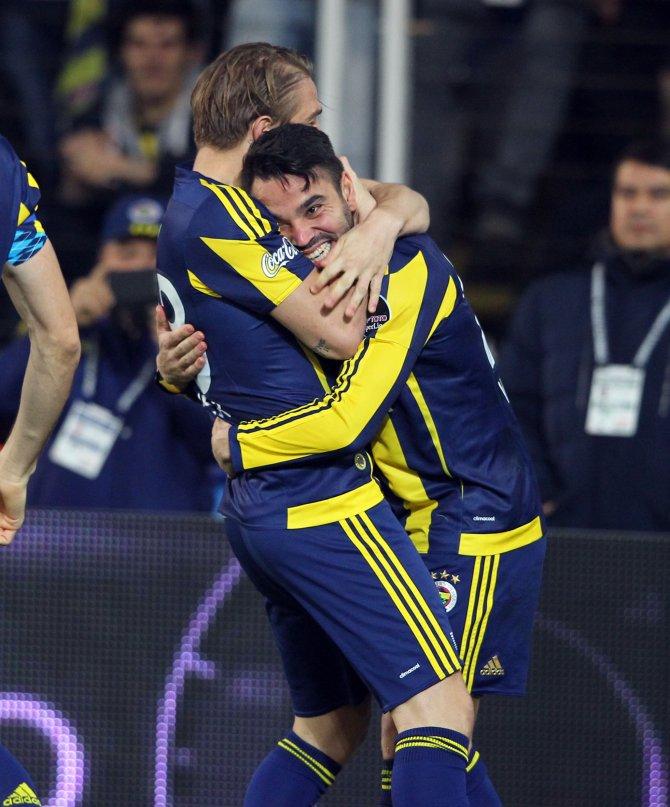 Fenerbahçe: 2 - Beşiktaş: 0