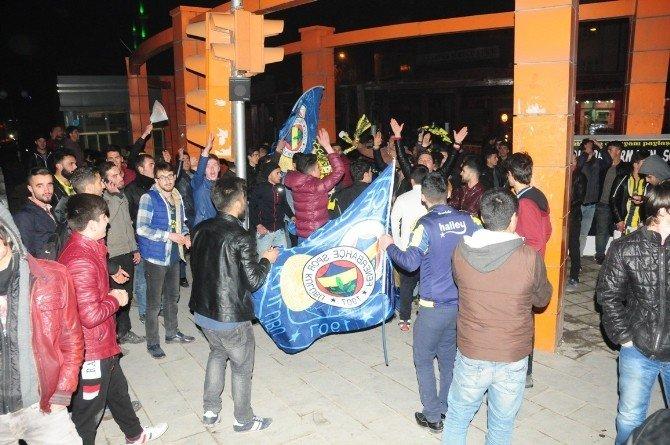 Van'da Fenerbahçe Sevinci
