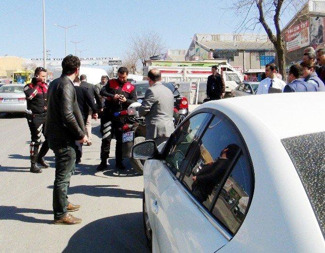 Gaziantep'te Bıçaklı Soygun