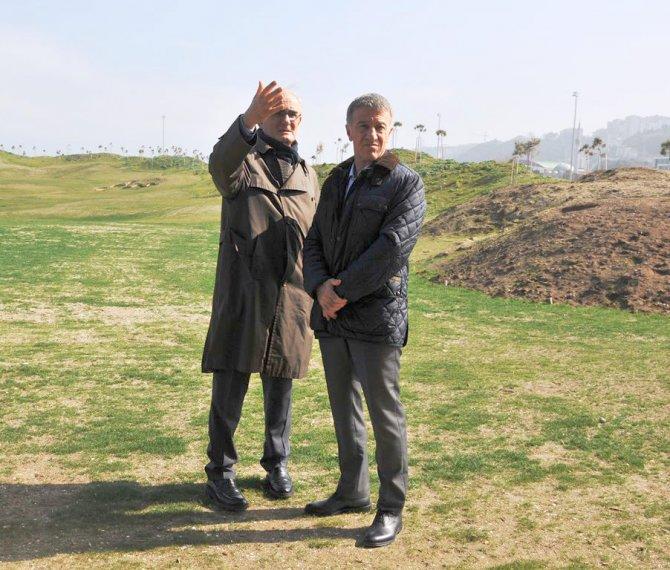 Ahmet Ağaoğlu: Golf zengin sporu değil, halk sporudur