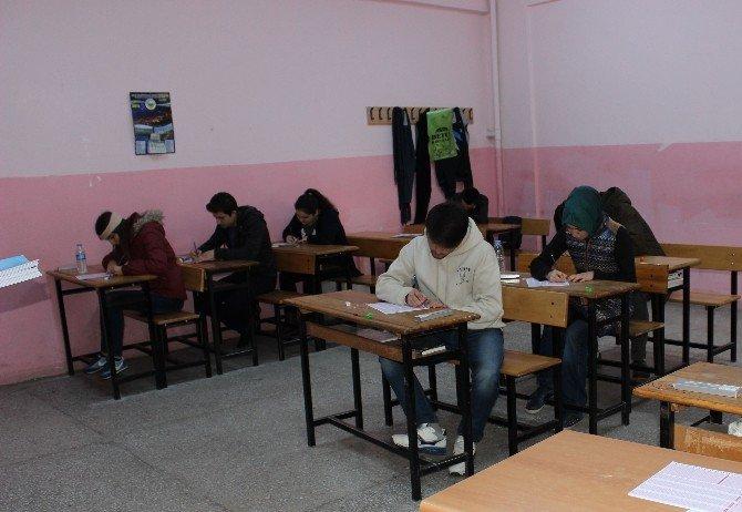 Öğrenciler YGS Heyecanı Yaşadı