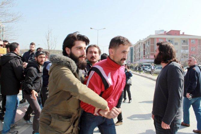 Hasan Ferit Gedik davasında gözaltı
