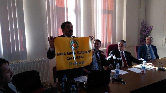 Bilgilendirme Toplantısına Yazıhan'da Devam Edildi