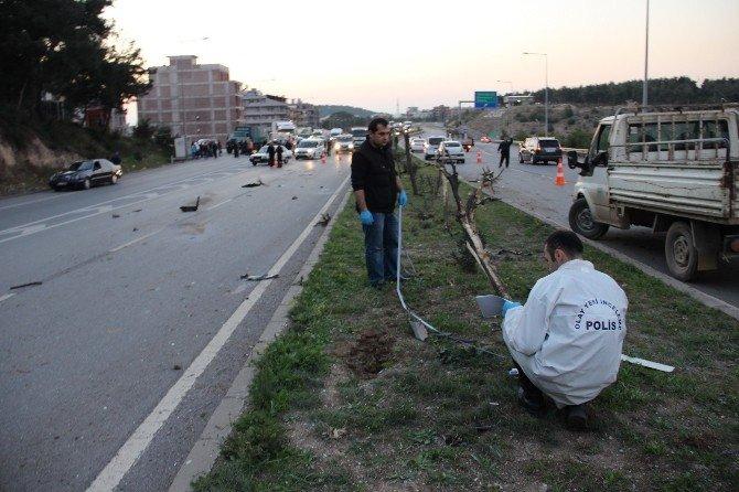 Hatay'da Trafik Kazası: 6 Yaralı