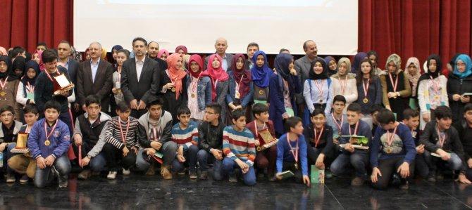 Başarılı İHL öğrencileri ödüllendirildi