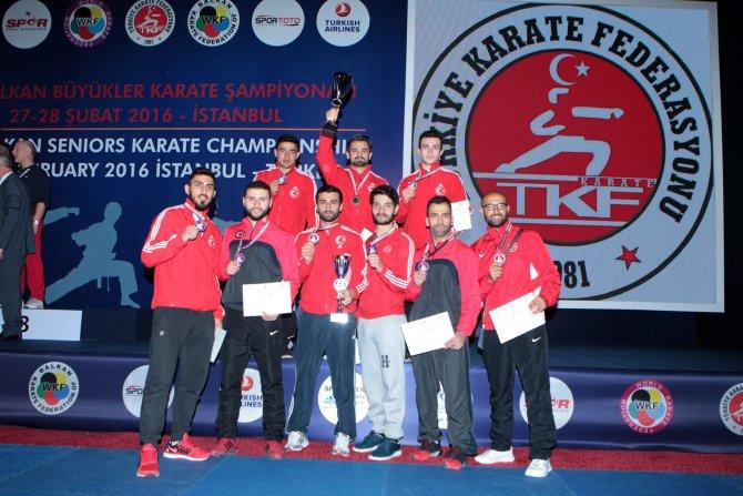Karatede Balkanlardan sonra yeni hedef dünya şampiyonası