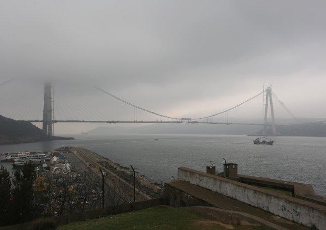 Üçüncü köprü inşaatında sona doğru