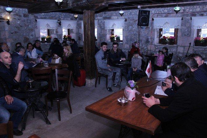 Ju Jitsu Karadeniz Bölge Toplantısı Ünye'de Yapıldı