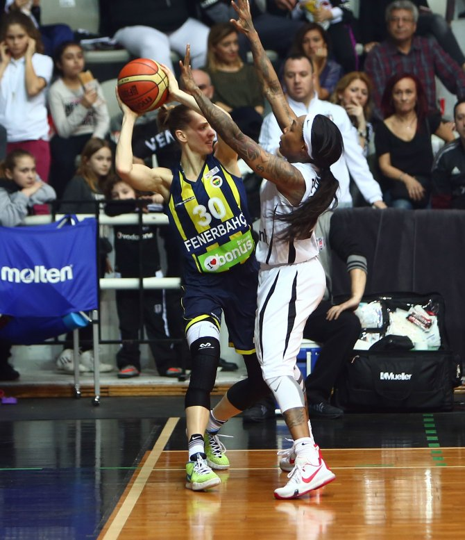 Beşiktaş: 71 - Fenerbahçe: 78