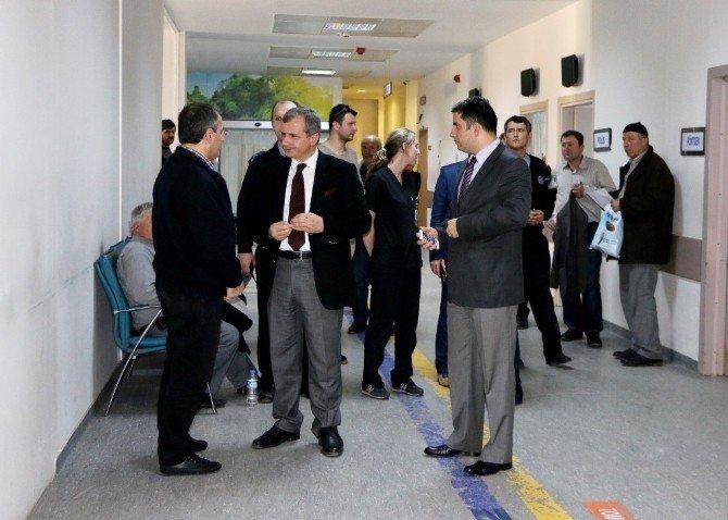 Seah Acil Servisine Bir Ayda 60 Bin Hasta Geldi