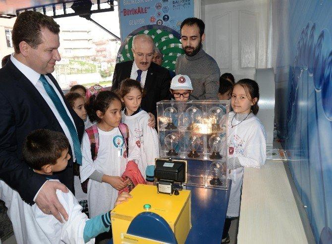 Öğrencilerin Bilim Yolculuğu