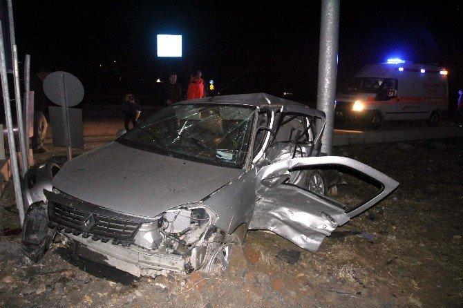 Kastamonu'da İki Otomobil Çarpıştı: 2 Ölü, 5 Yaralı