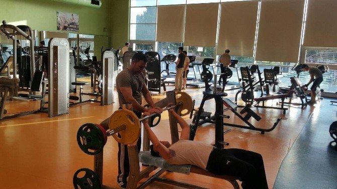 Spor Etkinlikleri A.ş. Spor Tesislerine Yoğun İlgi