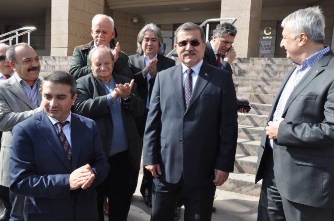 Uzunkaya ve Gülcü'ye önce ceza sonra beraat