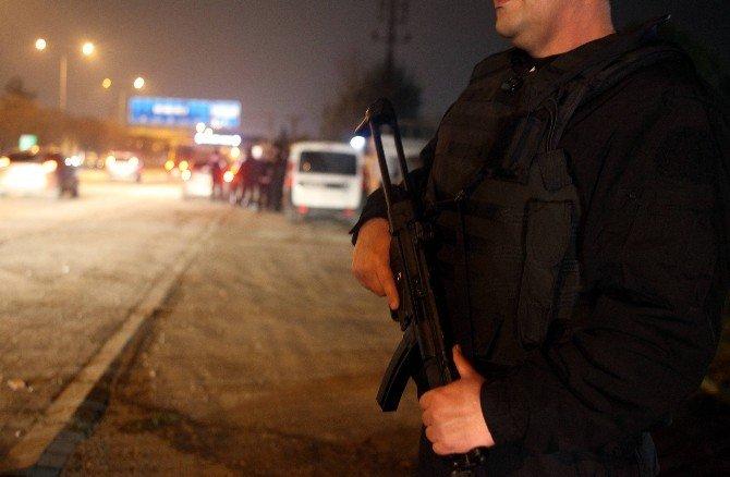 Bursa Polisi Kuş Uçurtmuyor