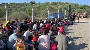 Bulgaristan'a Geçmeye Çalışan 103 Göçmen Yakalandı