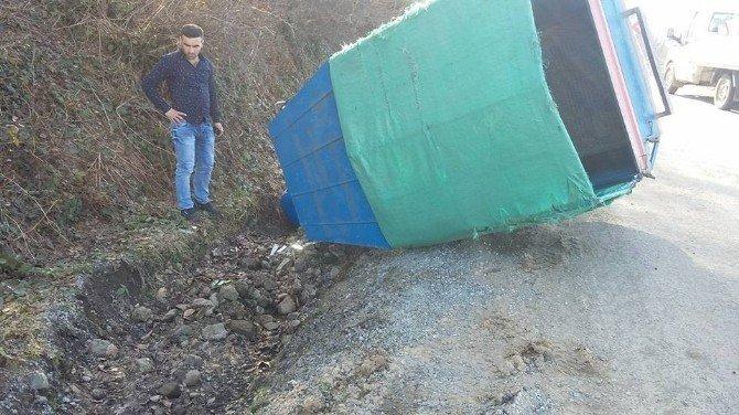 Korgan'da Patpat Kazası: 3 Yaralı