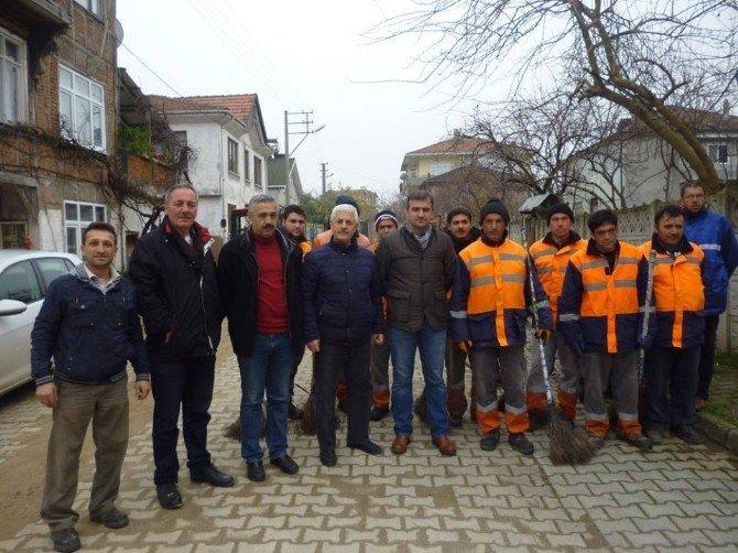 Mahallelerde Kapsamlı Temizlik Çalışmalarına Başlandı