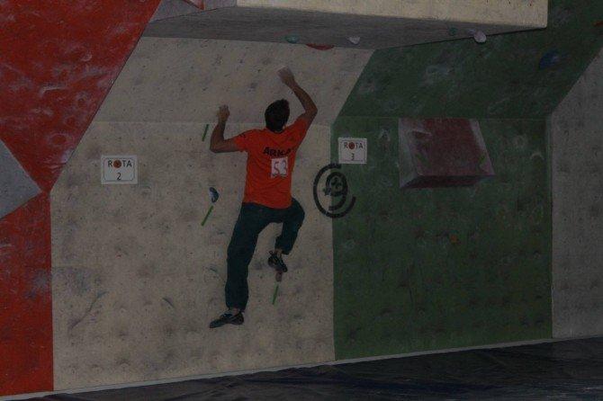 Malatya, Tırmanış Büyükler Boulder Türkiye Şampiyonası'na Ev Sahipliği Yaptı