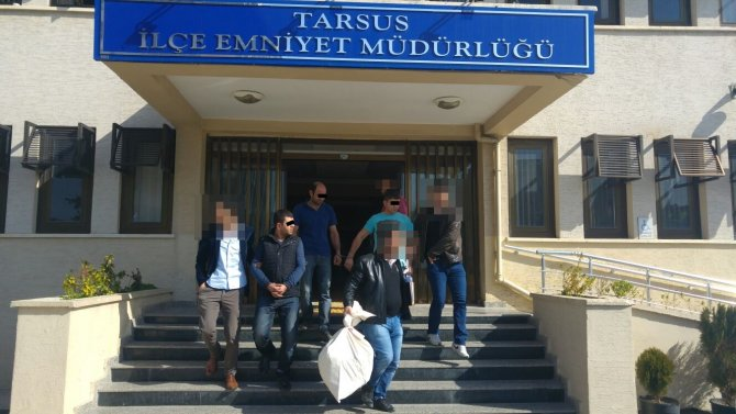 Tarsus'ta Conolara baskın