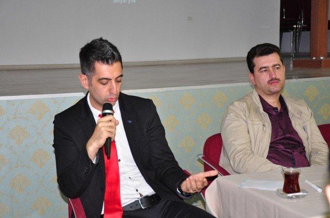 Milas'ta Aile Hekimleri Bir Araya Geldi