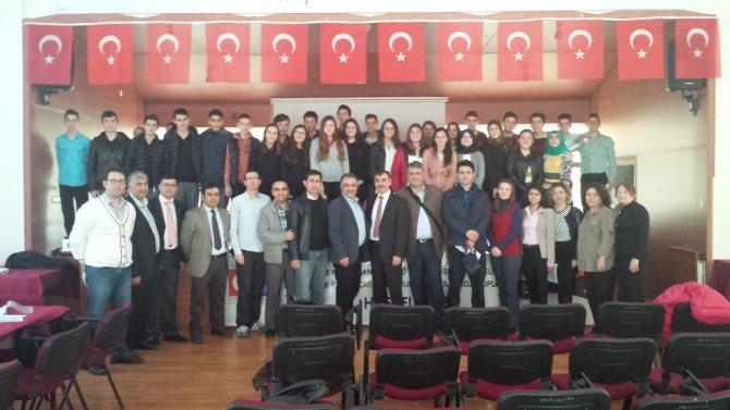 Muhasebe öğrenciler eğitim için Avrupa'ya gidiyor