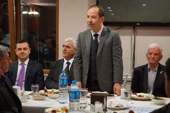 Başkan Gürkan, Muhtarlarla Bir Araya Geldi