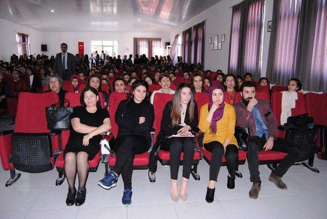 Fethiye'de Öğrenciler Gelin Oldu