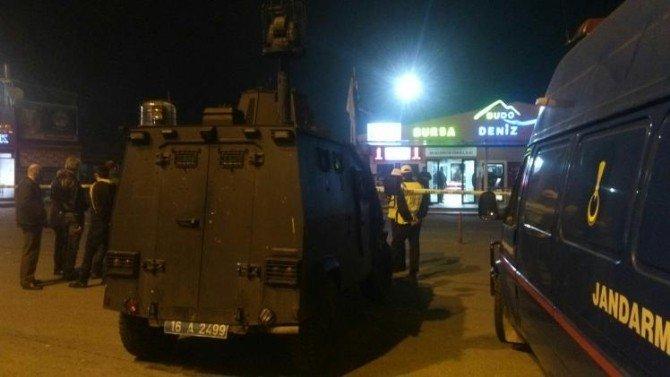 Bursa'da Bomba Paniğinin Ardından Hayat Normale Döndü