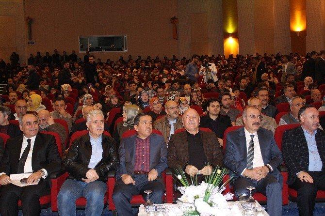 2. Abdulhamit Han Erzurum'da Anıldı