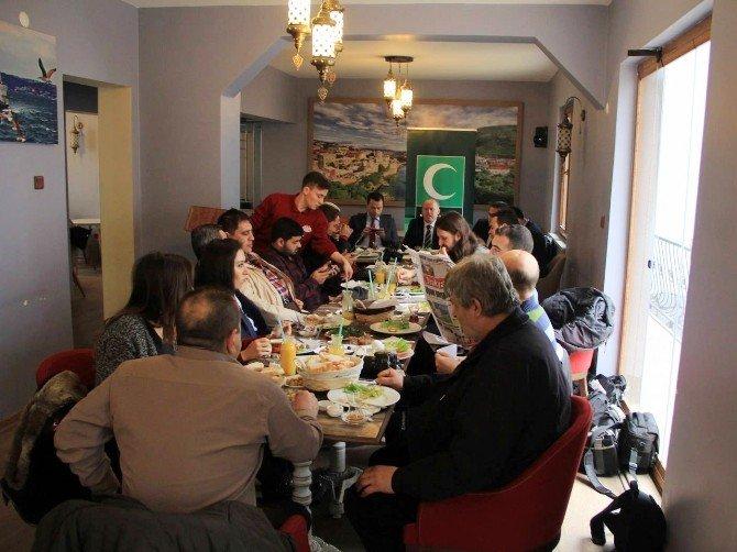 Yeşilay Haftası Tekirdağ'da Kutlanacak