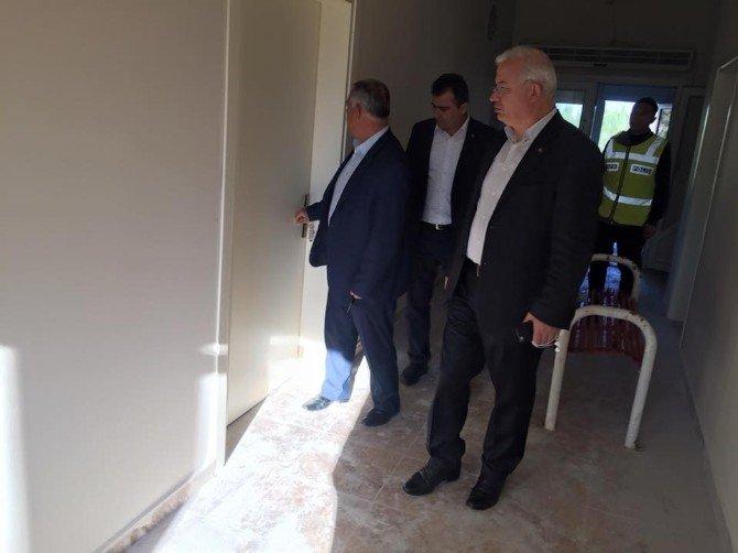 Torbalı'da Kapılar Engellilere Açılıyor