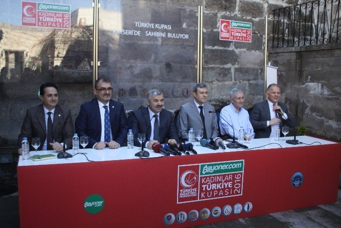Bilyoner.com Kadınlar Türkiye Kupası'na Doğru