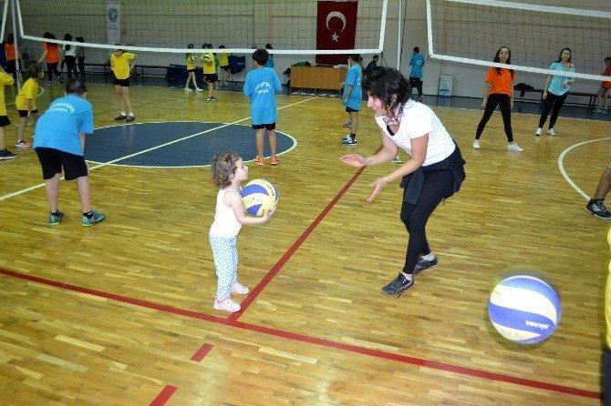 Dünya Voleybol Günü Datça'da Kutlandı
