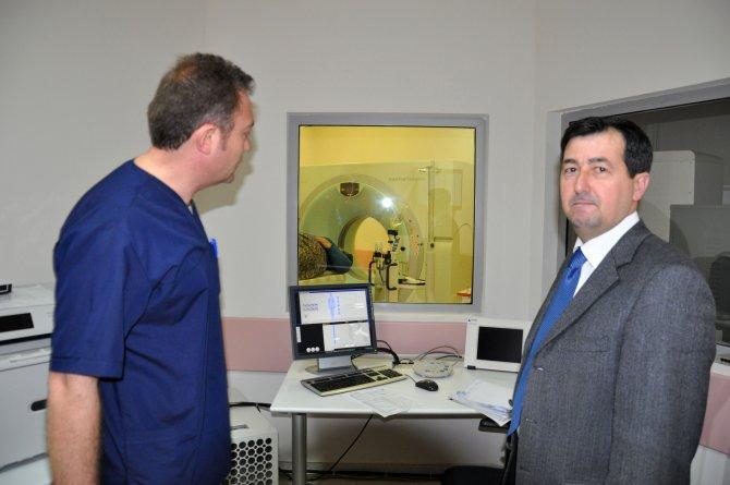 Tamirine 200 bin lira istenen cihaz mahkemelik olunca hastalar mağdur oldu