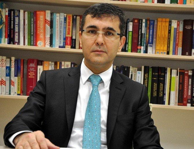 Prof. Dr. Muharrem Kılıç Rektörlüğe Aday